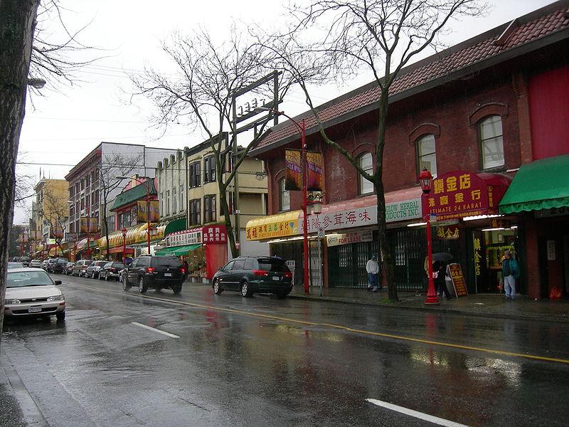 Lugares turísticos de Vancouver, no Canadá