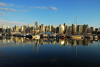 Global Liveability Ranking - Vancouver, Canada
