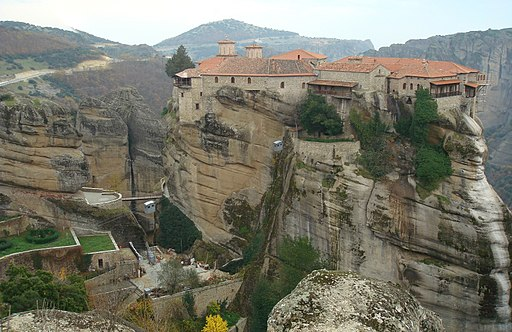 Varlaam, Meteora, Greece
