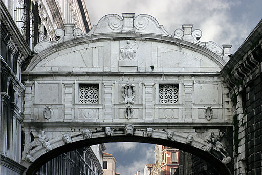 Venice - The Bridge of Sighs