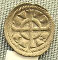 Verona, denaro piccolo scodellato di federico II, 1220-1250.JPG