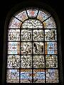 Versailles - Église Notre-Dame - Vitrail.jpg