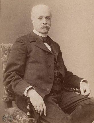 Victor André Cornil - André-Victor Cornil (1837-1908)