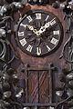 Vienna - Vintage Bavarian wooden Clock - 0568.jpg