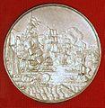 Vierdaagse Zeeslag, 1666, door Juriaan Pool.JPG