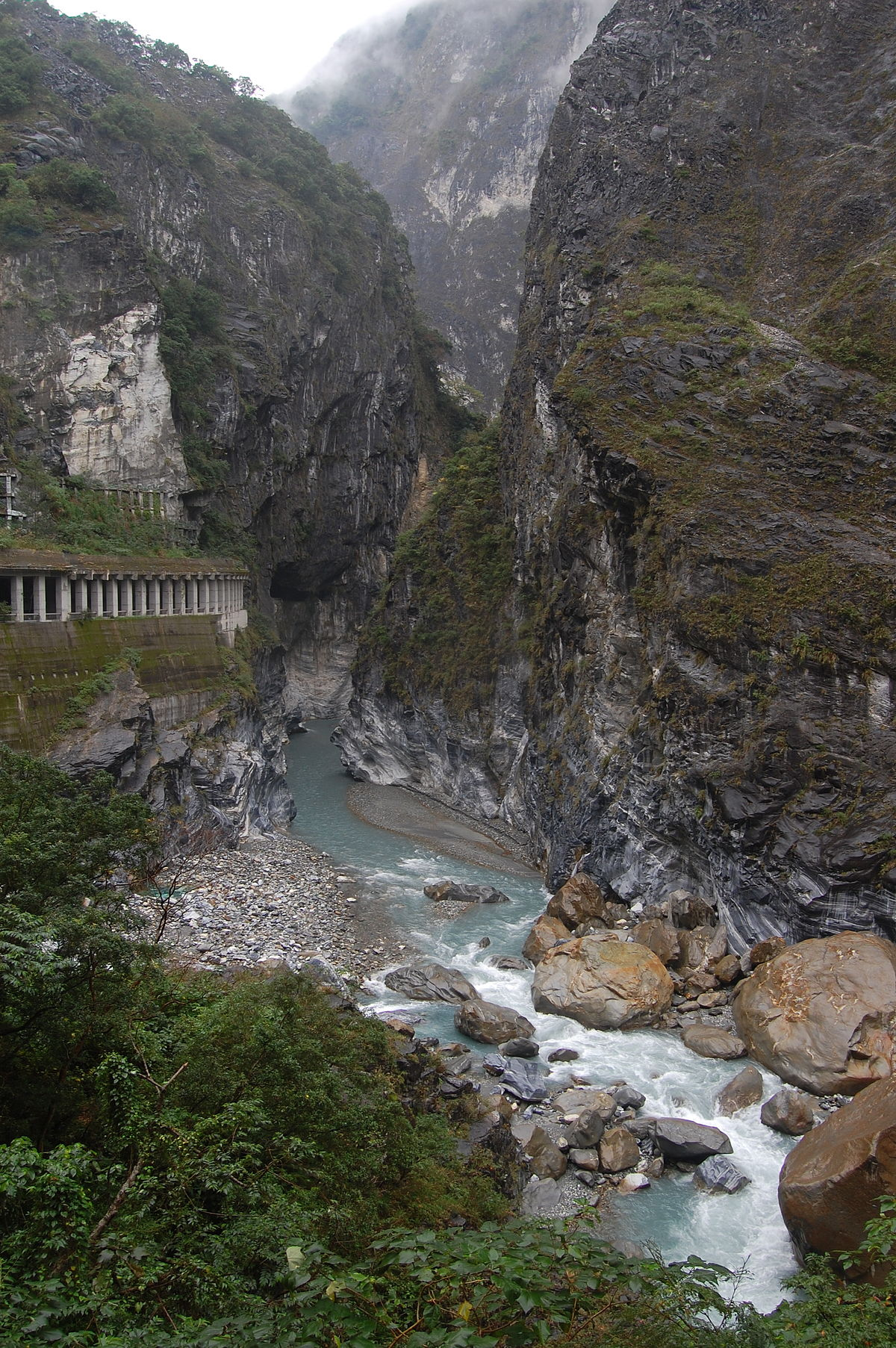 taroko gorge travel guide at wikivoyage. Black Bedroom Furniture Sets. Home Design Ideas