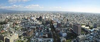 Gunma Prefecture - Maebashi