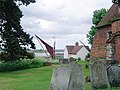 View from St Mary's churchyard, Maldon, Essex - geograph.org.uk - 1476635.jpg