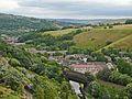 View from Watty Lane over Gauxholme Bridge (4787213093).jpg