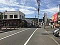 View near Nishitetsu-Gojo Station.jpg