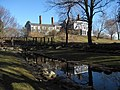 View of Codman House from the Italian Garden, Lincoln MA.jpg