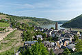 View of northern Oberwesel as seen from St. Martin church 20150514 1.jpg