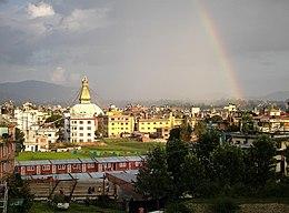 Katmandu – Veduta