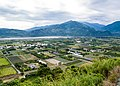 View over the Luye River plain from Luye Highlands.jpg