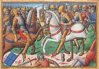 Thomas of Lancaster, 1st Duke of Clarence - The Battle of Baugé