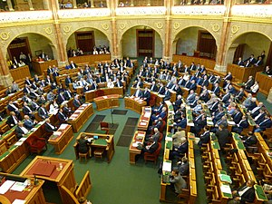 National Assembly (Hungary) - Autumn session - 2015
