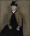Vilhelm Hammershøi - Ida Ilsted, later the Artist's Wife - KMS8578 - Statens Museum for Kunst.jpg