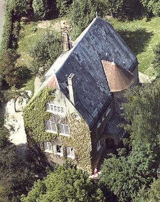 Richard Riemerschmid - Fischel villa, Kiel
