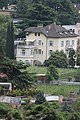 Villa Wenter in der Wentergasse in Gries Bozen Südtirol (Nordansicht).JPG