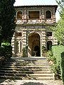 Villa reale di marlia, grotta del dio pan, esterno 01.JPG