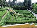 Villa schifanoia, giardino, seconda terrazza inferiore 01.JPG