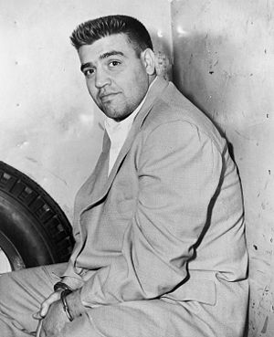 Vincent Gigante - Vincent Gigante in 1957