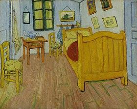 La chambre coucher - La chambre a coucher van gogh ...