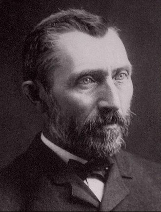 Vincent van Gogh - Vincent van Gogh photographed in January 1886