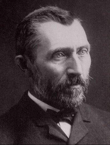 Vincent van Gogh photo cropped