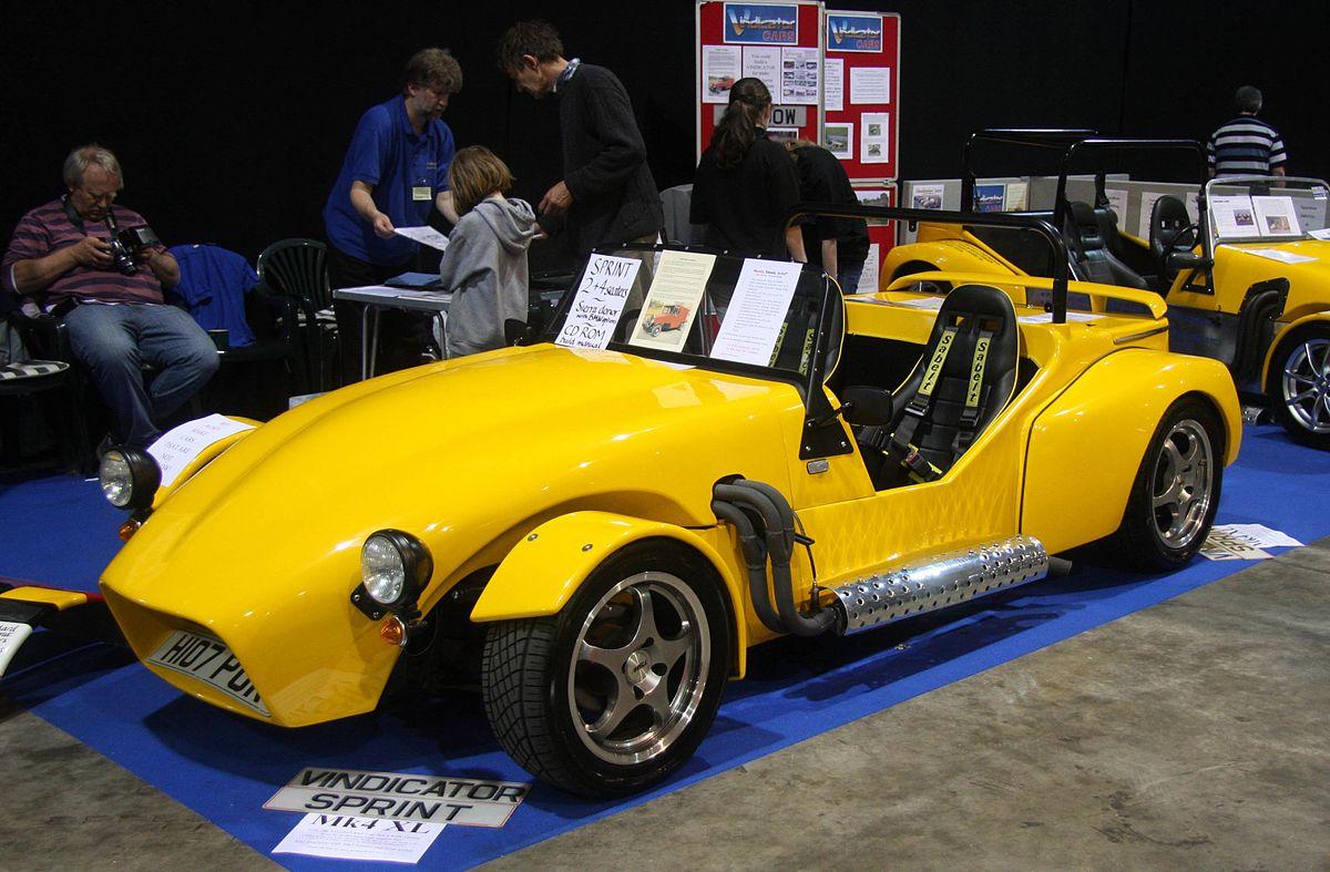 Vindicator Cars For Sale
