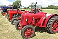 Vintage tractor rally, Wessington - geograph.org.uk - 878607.jpg