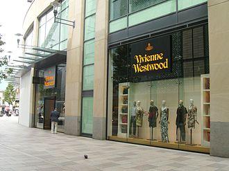Vivienne Westwood - Vivienne Westwood store in Cardiff