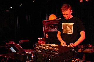 Vladislav Delay Finnish musician