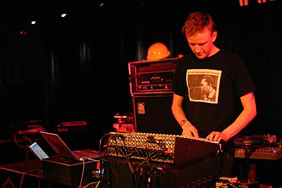 Picture of a band or musician: Vladislav Delay
