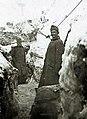 Vojaki 17. pehotnega polka v zasneženih strelskih jarkih na Monte Chiesi (1).jpg