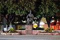 Vol-Volynskyi Volynska-Danylo Galytskyi monument-night-2016.jpg