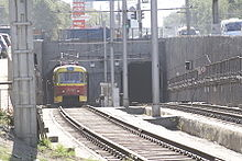 Балашиха первый город Подмосковья со скоростным трамваем.