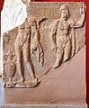Votive relief to Dioscuri. 1st cent. B.C.jpg