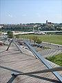 Vue sur la Neris depuis la plateforme de la Swedbank (Vilnius) (7703028770).jpg