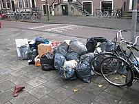 vuilnis in amsterdam