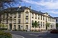 Würzburg - Gebäude Pleicherwall 1, Ansicht vom Stadtring.JPG