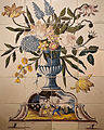 WLANL - MicheleLovesArt - Princessehof - Tegeltableu met een bloemvaas.jpg