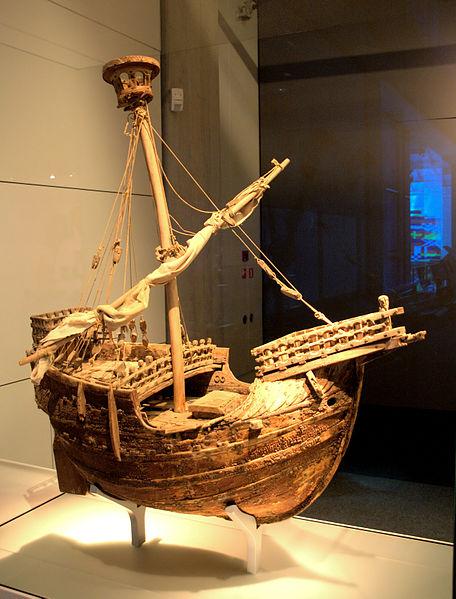 File:WLANL - Quistnix! - Maritiem Museum - Mataro Model.jpg
