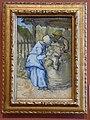WLANL - jankie - De schapenscheerster (naar Millet) Vincent van Gogh (1889).jpg