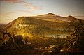 WLA brooklynmuseum Thomas Cole-View of the Two Lakes and Mountain House.jpg