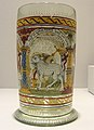 WLA lacma Germany glass Franconia with scenes Passion.jpg