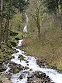 Wahkeena Falls, Oregon, March 2012.JPG