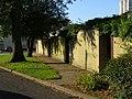 Wall and trees, Salem Street - geograph.org.uk - 972161.jpg