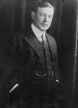 Walter Evans Edge - Edge circa 1915