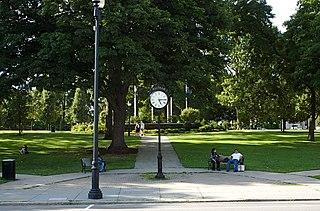 Central Square Historic District (Waltham, Massachusetts)